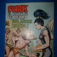 Tebeos: PURK EL HOMBRE DE PIEDRA Nº40.. Lote 246421400
