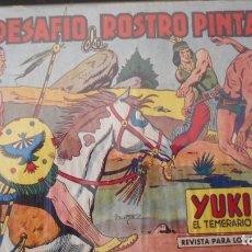 Tebeos: YUKI EL TEMERARIO Nº 29. Lote 246461250