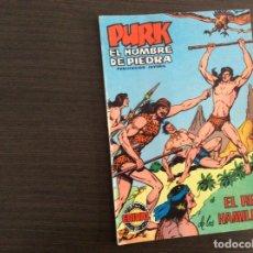 Tebeos: PURK EL HOMBRE DE PIEDRA NÚMERO 5. Lote 246490380