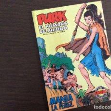 Tebeos: PURK EL HOMBRE DE PIEDRA NÚMERO 7. Lote 246492700