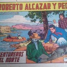 Tebeos: COMIC ROBERTO ALCAZAR Y PEDRIN Nº 851. ORIGINAL VALENCIANA. AÑO 1968.. Lote 246555285