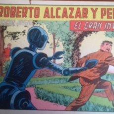 Tebeos: ROBERTO ALCAZAR Y PEDRIN Nº 865 - ORIGINAL. Lote 246557315