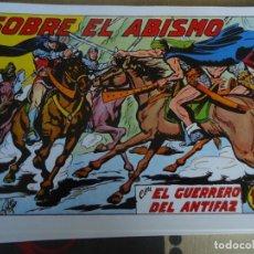 Tebeos: EL GUERRERO DEL ANTIFAZ, SOBRE EL ABISMO Nº 273. Lote 246676335