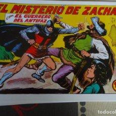 Tebeos: EL GUERRERO DEL ANTIFAZ, EL MISTERIO DE ZACHA Nº 275. Lote 246677305