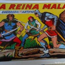 Tebeos: EL GUERRERO DEL ANTIFAZ, LA REINA MALA Nº 276. Lote 246677615