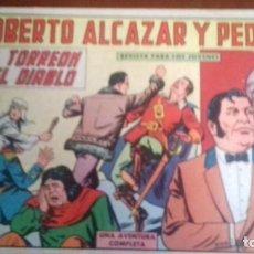Tebeos: ROBERTO ALCAZAR Y PEDRIN Nº 697: EL TORREÓN DEL DIABLO. Lote 246737945