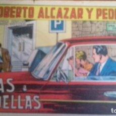 Tebeos: HUELLAS, LAS. ROBERTO ALCAZAR Y PEDRIN. Nº- 941 ORIGINAL. Lote 246738165