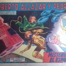 Tebeos: MISTERIO EN EL ESPACIO . ROBERTO ALCAZAR Y PEDRIN. Nº- 838 ORIGINAL. Lote 246738405