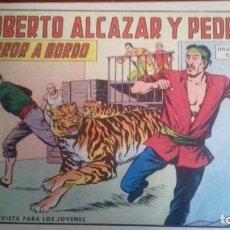 Tebeos: ROBERTO ALCAZAR Y PEDRIN Nº 737: TERROR A BORDO. Lote 246738595