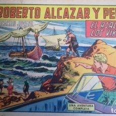 Tebeos: COMIC ROBERTO ALCAZAR Y PEDRIN Nº 835. ORIGINAL VALENCIANA. AÑO 1968.. Lote 246738900