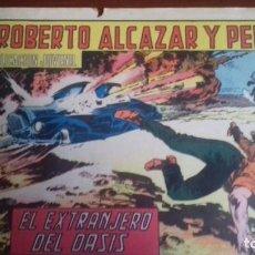 Tebeos: COMIC ROBERTO ALCAZAR Y PEDRIN Nº 842. ORIGINAL VALENCIANA. AÑO 1968.. Lote 246739210