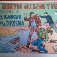 Tebeos: CÓMIC ROBERTO ALCÁZAR Y PEDRÍN. Nº 995. EL RANCHO DE LA DISCORDIA - ED. VALENCIANA, AÑO 1971. Lote 246739510