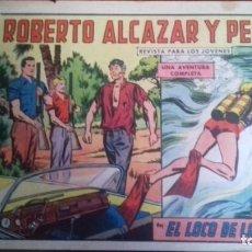 Tebeos: CÓMIC ROBERTO ALCÁZAR Y PEDRÍN. Nº 741. - ED. VALENCIANA, AÑO 1965. Lote 246739995