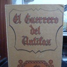 Tebeos: COLECCION EL GUERRERO DEL ANTIFAZ 17 TOMOS EDITORIAL VALENCIANA. Lote 247012135