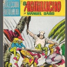 Tebeos: EL AGUILUCHO. Nº 29. ACECHANDO EN LA NOCHE. SELECCIÓN AVENTURERA. VALENCIANA, 1982.(C/A4). Lote 247078420