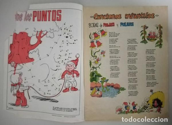 Tebeos: Gran Album de Juegos Pumby, 12 - Editora Valenciana, 13/12/1980 - Foto 2 - 137293834