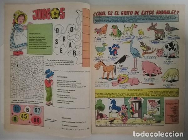 Tebeos: Gran Album de Juegos Pumby, 12 - Editora Valenciana, 13/12/1980 - Foto 6 - 137293834