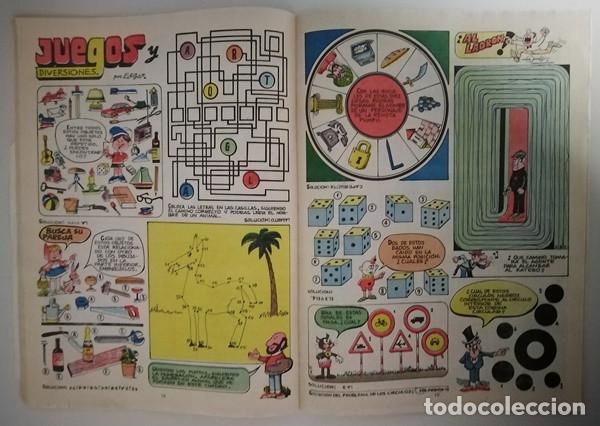 Tebeos: Gran Album de Juegos Pumby, 12 - Editora Valenciana, 13/12/1980 - Foto 13 - 137293834