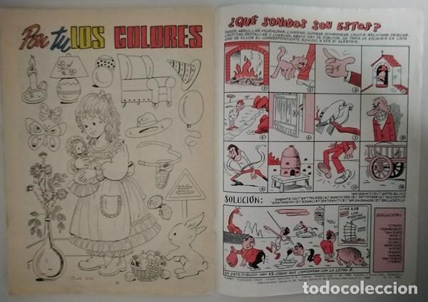 Tebeos: Gran Album de Juegos Pumby, 12 - Editora Valenciana, 13/12/1980 - Foto 22 - 137293834