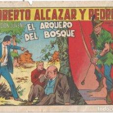 Tebeos: ROBERTO ALCÁZAR Y PEDRÍN Nº 854 ORIGINAL. 2 PTA. RAZONABLE ESTADO GENERAL. Lote 247450910