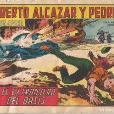 Tebeos: ROBERTO ALCÁZAR Y PEDRÍN Nº 842 ORIGINAL. 2 PTA. RAZONABLE ESTADO GENERAL. Lote 247451070