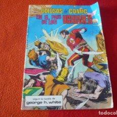 Tebeos: COLOSOS DEL COMIC Nº 2 EN EL PAIS DE LOS UCHIMES PUBLICACION JUVENIL VALENCIANA. Lote 247939025