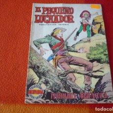 Tebeos: EL PEQUEÑO LUCHADOR Nº 12 PUBLICACION JUVENIL SELECCION EDIVAL EDITORIAL VALENCIANA. Lote 248022725