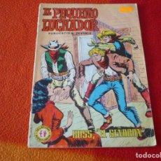 Tebeos: EL PEQUEÑO LUCHADOR Nº 69 BOSS EL SEÑORON PUBLICACION JUVENIL SELECCION EDIVAL EDITORIAL VALENCIANA. Lote 248022860