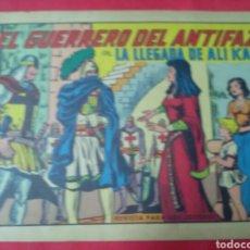 Tebeos: GUERRERO DEL ANTIFAZ 642 ORIGINAL.AÑO 1944. Lote 248288300