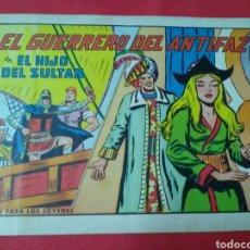 Tebeos: GUERRERO D'EL ANTIFAZ 657. ORIGINAL . AÑÓ 1944. Lote 248291915