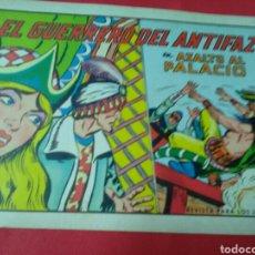 Tebeos: GUERRERO D'EL ANTIFAZ. 658. ORIGINAL AÑÓ 1944. Lote 248292945