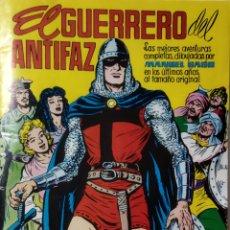 Tebeos: EL GUERRERO DEL ANTIFAZ.LAS MEJORES AVENTURAS DIBUJADAS POR MANUEL GAGO 1981. Lote 248300475