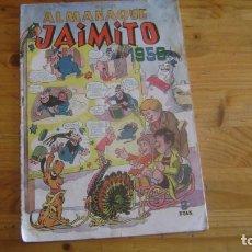 Tebeos: ALMANAQUE JAIMITO PARA 1956 VJ 5. Lote 248832725