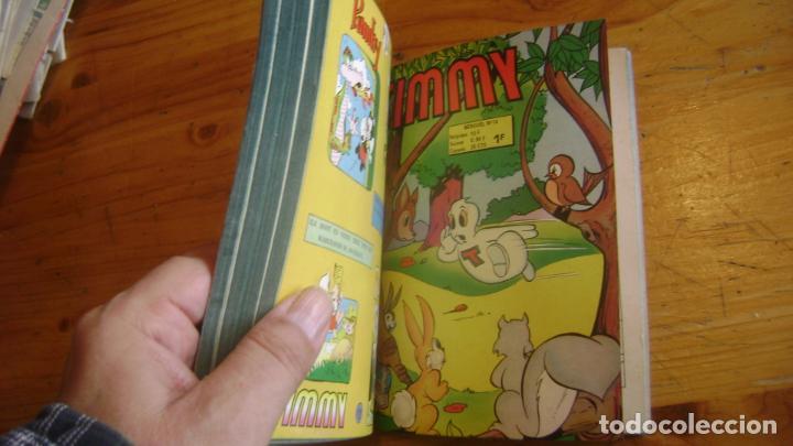 Tebeos: PUMBY EDICION FRANCESA TOMO CON LOS CAUTRO ULTIMOS DE AREDIT CJ 5 - Foto 6 - 248833285