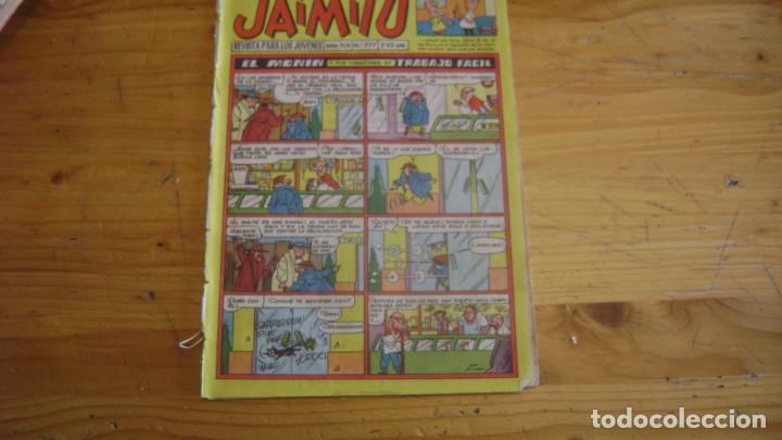 JAIMITO VALENCIANA ORIGINAL 777 CAJA JAIMITO (Tebeos y Comics - Valenciana - Jaimito)
