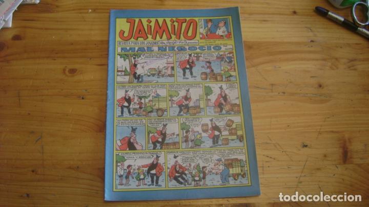 JAIMITO VALENCIANA ORIGINAL 719 CAJA JAIMITO (Tebeos y Comics - Valenciana - Jaimito)