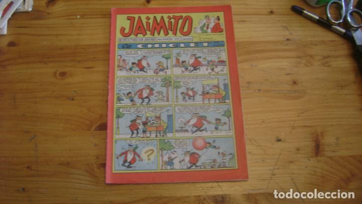JAIMITO VALENCIANA ORIGINAL 717 CAJA JAIMITO (Tebeos y Comics - Valenciana - Jaimito)