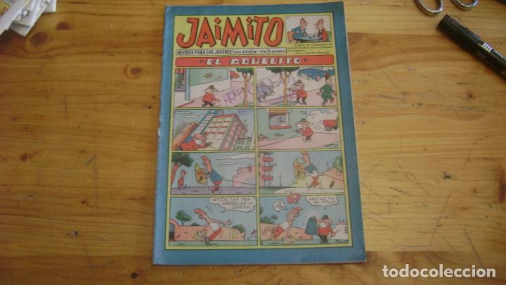 JAIMITO VALENCIANA ORIGINAL 716 CAJA JAIMITO (Tebeos y Comics - Valenciana - Jaimito)