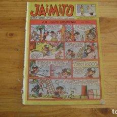 Tebeos: JAIMITO VALENCIANA ORIGINAL 706 CAJA JAIMITO. Lote 248834560