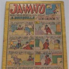 Tebeos: JAIMITO Nº 682 - EDITORIAL VALENCIANA AÑO 1962. Lote 249005685
