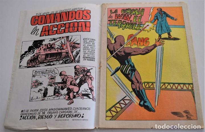 Tebeos: EL HOMBRE ENMARCARADO Nº 42 - COLOSOS DEL COMIC Nº 234 - ED. VALENCIANA AÑO 1979 - Foto 3 - 249369270