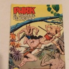 Tebeos: PURK EL HOMBRE DE PIEDRA Nº 23 - EL ENCUENTRO - ED. VALENCIANA Nº 1974. Lote 249539550
