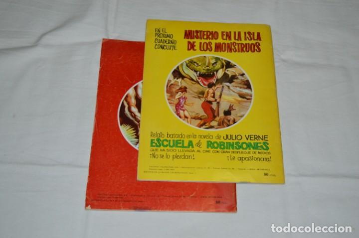 Tebeos: MISTERIO EN LA ISLA DE LOS MONSTRUOS - Completa / 2 Números - Buen estado - Años 80 ¡Mira! - Foto 10 - 250247300