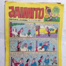 BDs: JAIMITO, Nº 1517, EDITORIAL VALENCIANA. Lote 251417585
