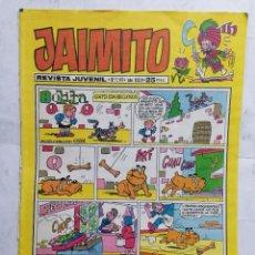 BDs: JAIMITO, Nº 1542, EDITORIAL VALENCIANA. Lote 251417750
