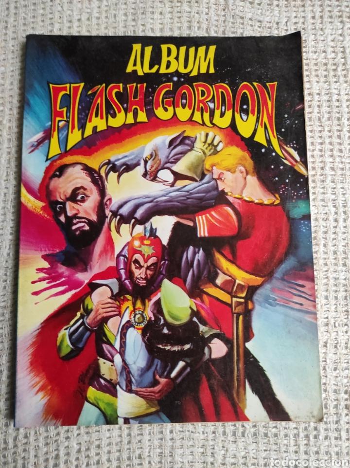 ALBUM FLASH GORDON COLOSOS DEL COMIC TOMO Nº 5 (Tebeos y Comics - Valenciana - Colosos del Comic)