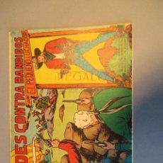 Tebeos: PEQUEÑO LUCHADOR, EL (1960, VALENCIANA) 81 · 10-V-1962 · HÉROES CONTRA BANDIDOS. Lote 251764495