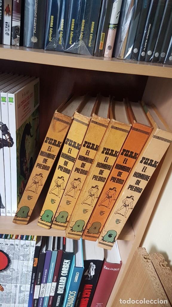 PURK , EL HOMBRE DE PIEDRA (Tebeos y Comics - Valenciana - Purk, el Hombre de Piedra)