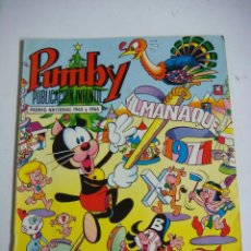 Livros de Banda Desenhada: COMICS DE PUMBY ALMANAQUE 1963-1966 (&). Lote 252377915