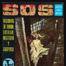 Tebeos: SOS (1ª ÉPOCA) - VALENCIANA / NÚMERO 4. Lote 252386465